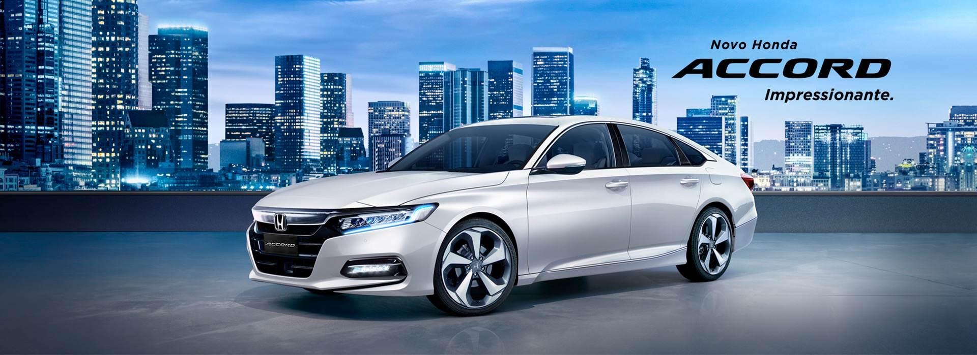 Honda Accord - Honda Gendai - Você na direção certa - Criciúma, Tubarão e Araranguá