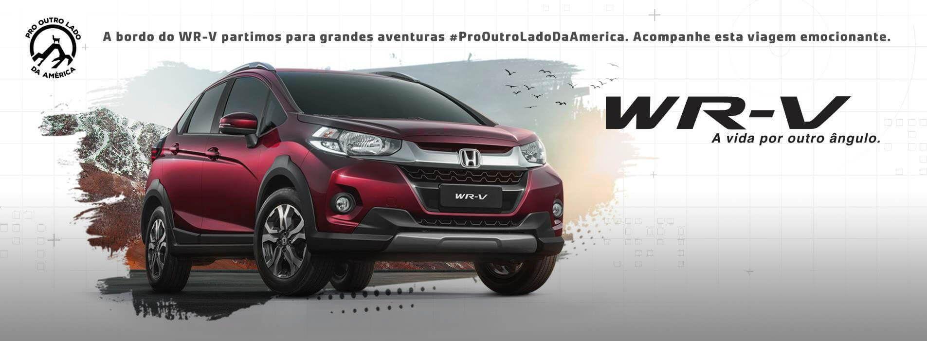 WR-V - Honda Gendai - Você na direção certa - Criciúma, Tubarão e Araranguá