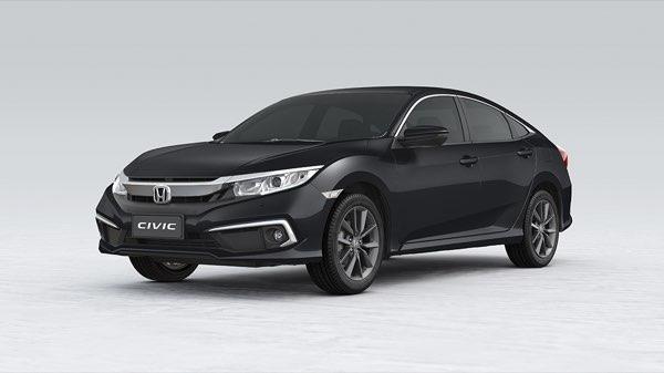 Civic EXL - Honda Gendai - Você na direção certa - Criciúma, Tubarão e Araranguá