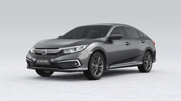 Civic EX - Honda Gendai - Você na direção certa - Criciúma, Tubarão e Araranguá