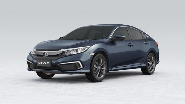 Civic LX - Honda Gendai - Você na direção certa - Criciúma, Tubarão e Araranguá