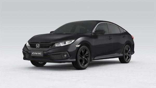 Civic Sport - Honda Gendai - Você na direção certa - Criciúma, Tubarão e Araranguá