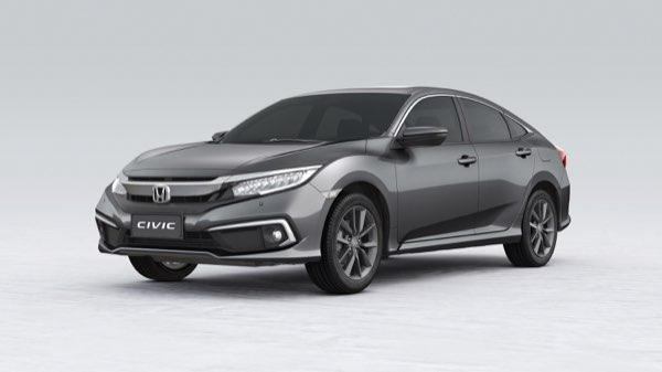 Civic Touring - Honda Gendai - Você na direção certa - Criciúma, Tubarão e Araranguá