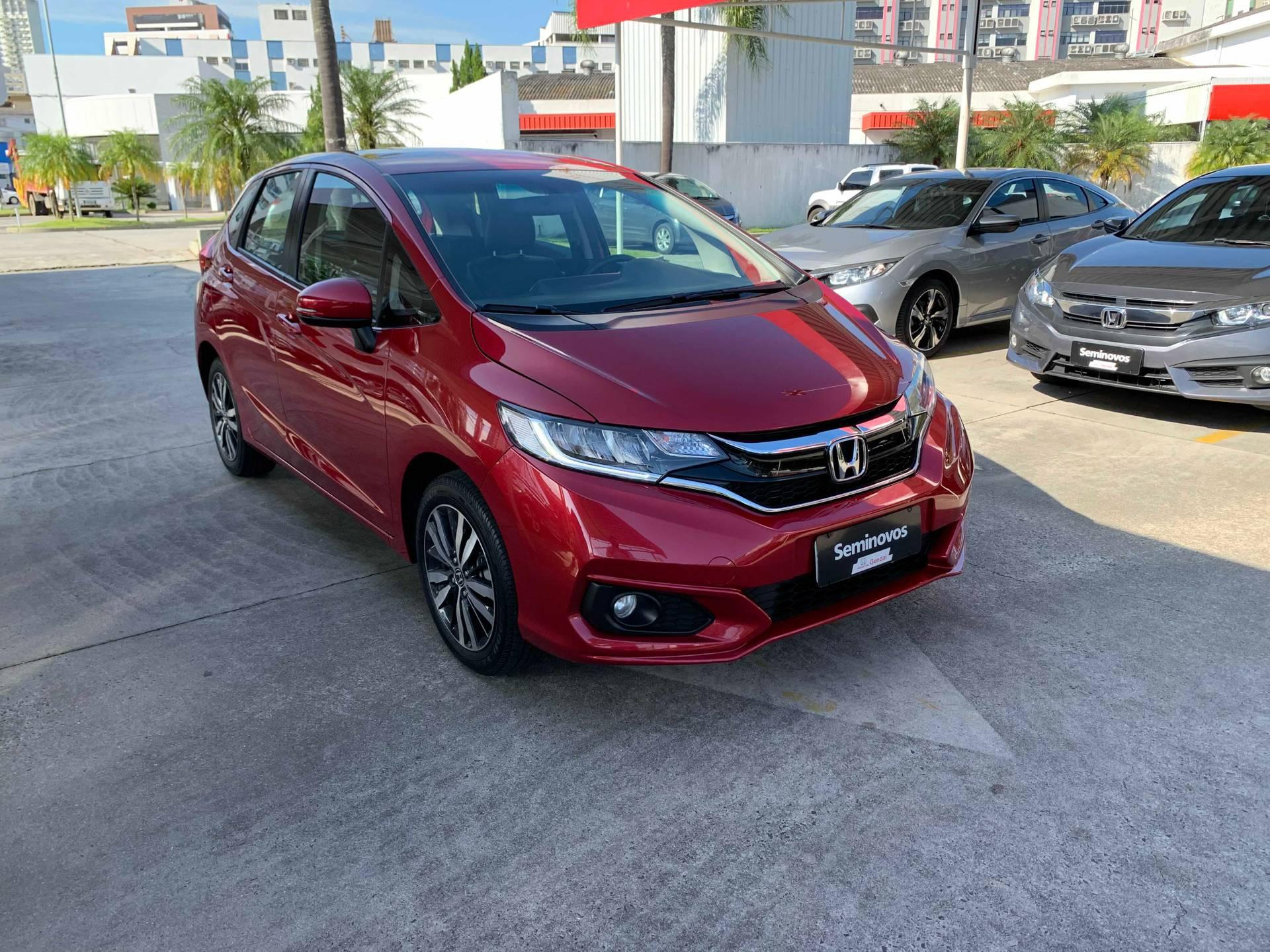 FIT EXL FLEX CVT -19/20 - FIT EXL FLEX CVT -19/20 - Honda Gendai - Você na direção certa - Criciúma, Tubarão e Araranguá