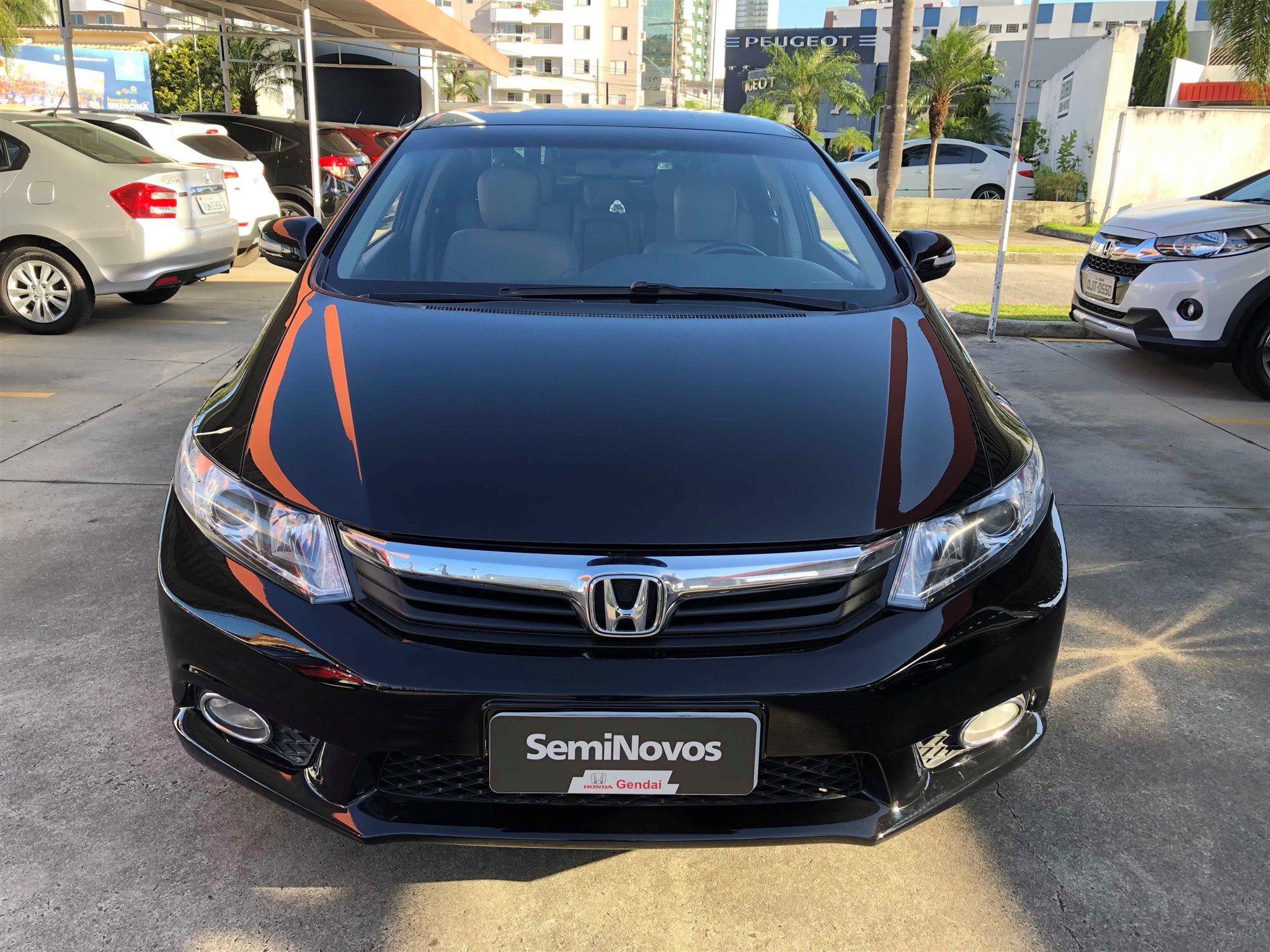Civic LXS AT - Honda Gendai - Você na direção certa - Criciúma, Tubarão e Araranguá
