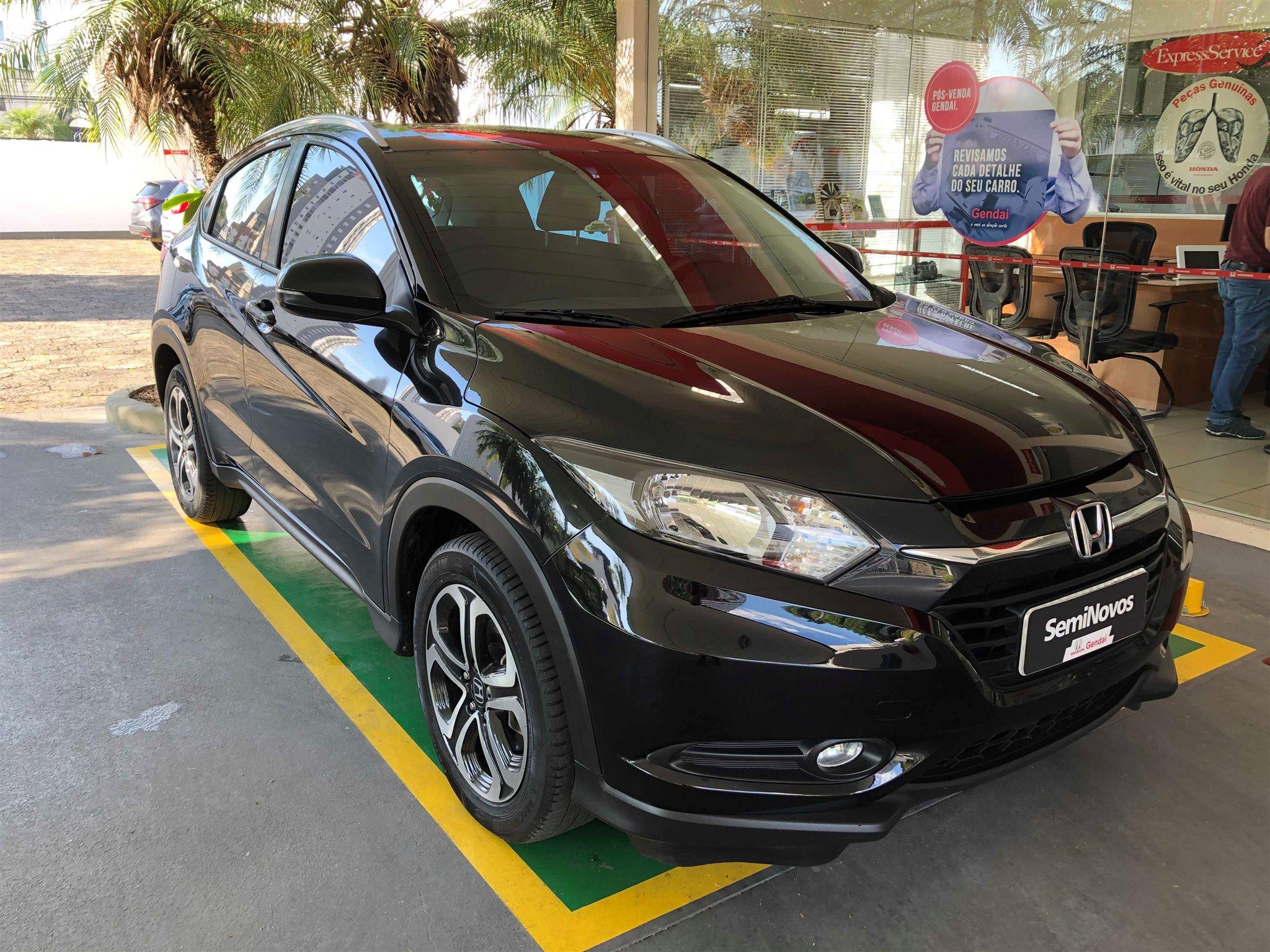 HR-V EX CVT - Honda Gendai - Você na direção certa - Criciúma, Tubarão e Araranguá